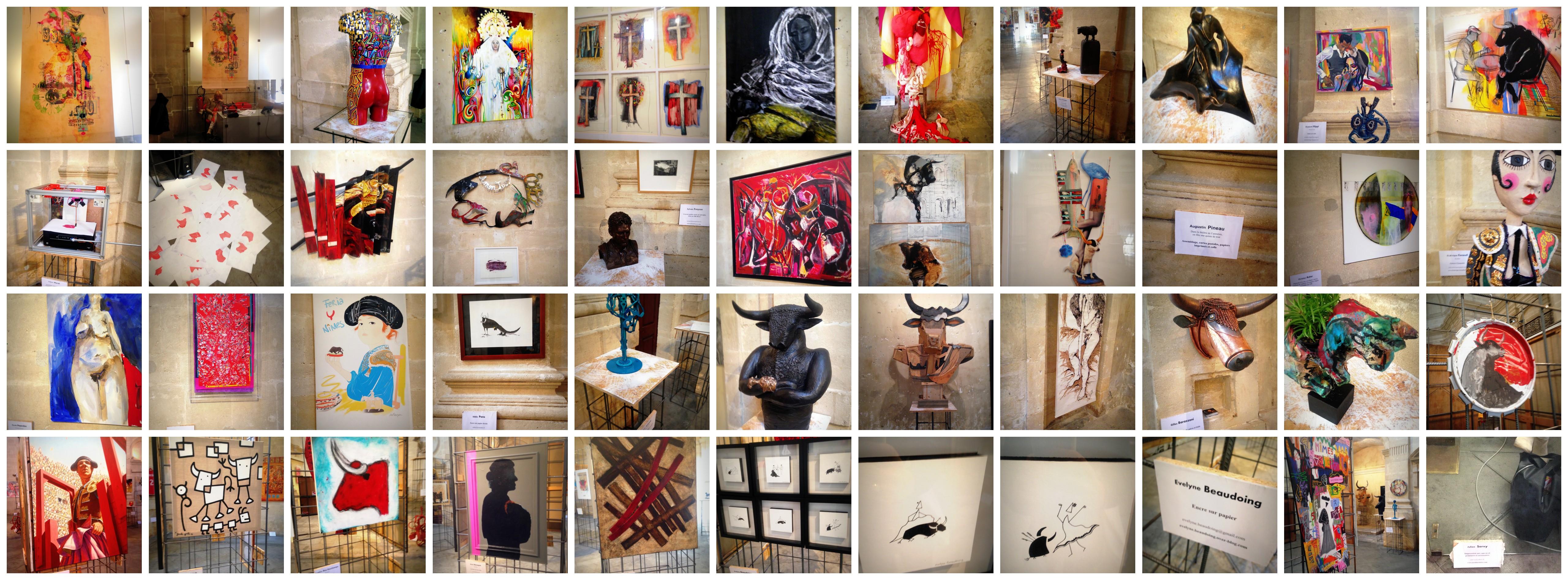 120 Artistes Nîmois