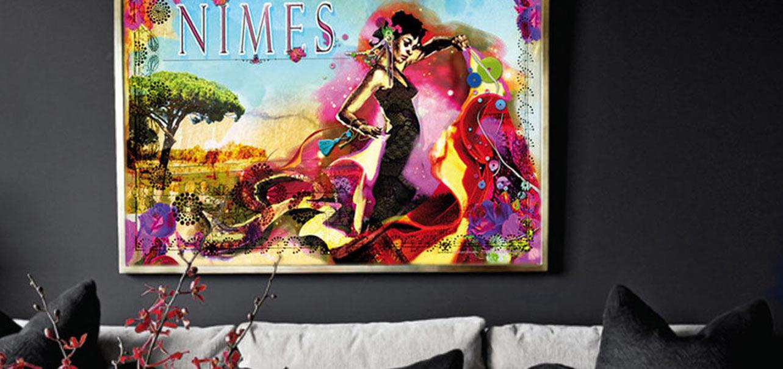 affiche niumes flamenca