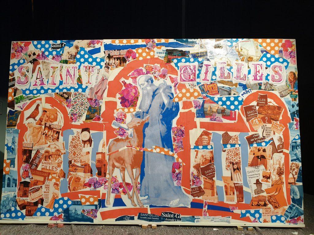 fresque saint gilles