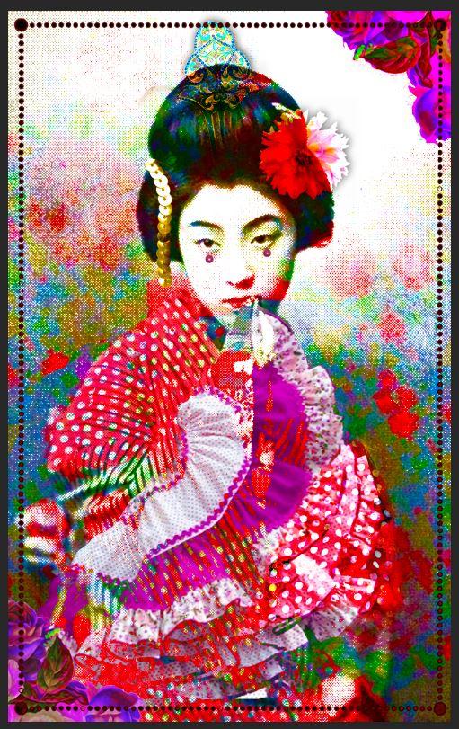 flamenca nippone japon