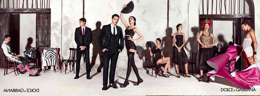 D&G campagne