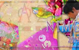 Affiches NIMES 2014 Pentecôte, 50x70cm: 10€ 100 premières numérotées. Des stickers offerts à tous les likeurs et les partageurs.