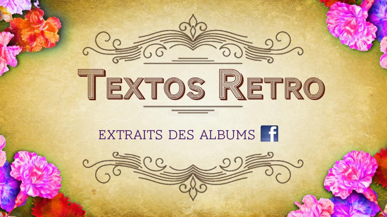 Retro Textos