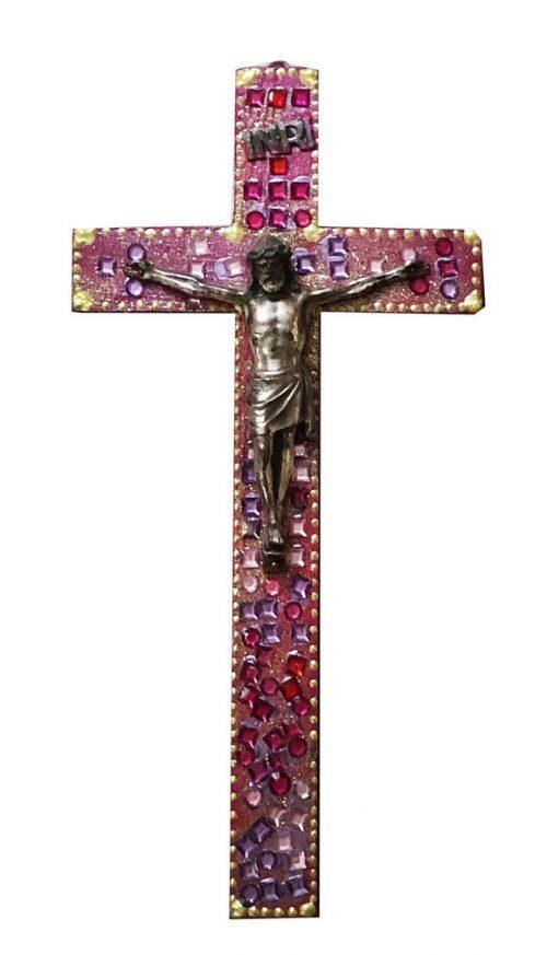 bondieuserie croix