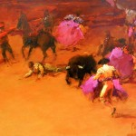 enrique pastor 55x46cm quite 2 5001 150x150 Les Toros DEnrique