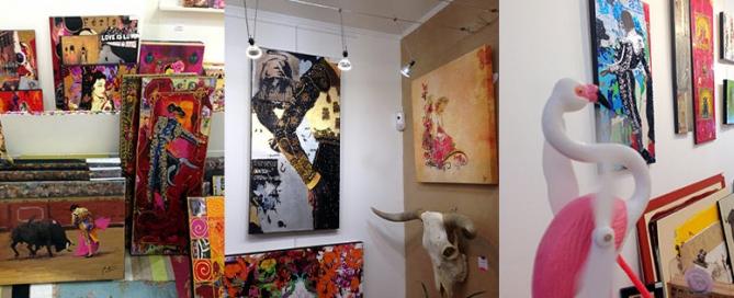 galerie toril artistes