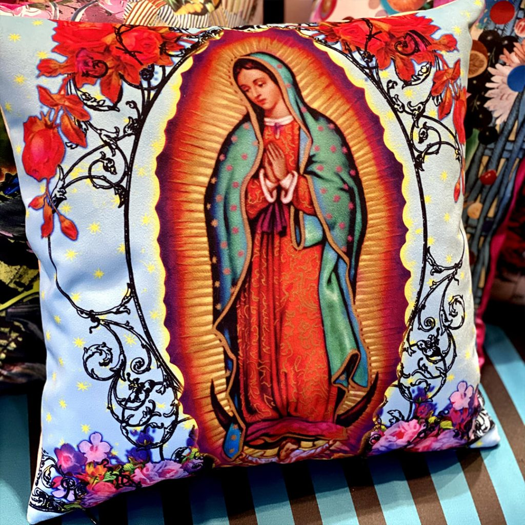 coussin guadalupe
