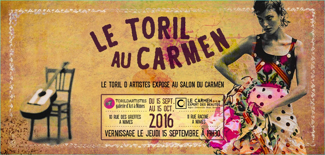 Le Toril expose au Carmen
