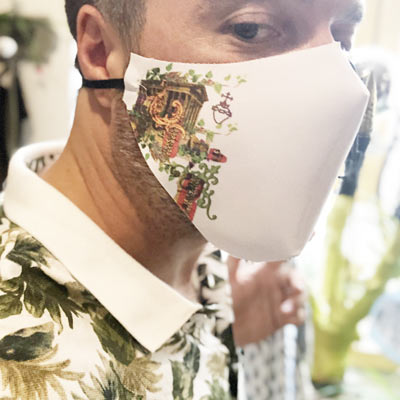 masque nimois