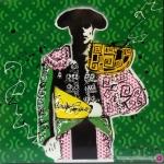 matador2 30x30cm 150€ 150x150 Les Artistes