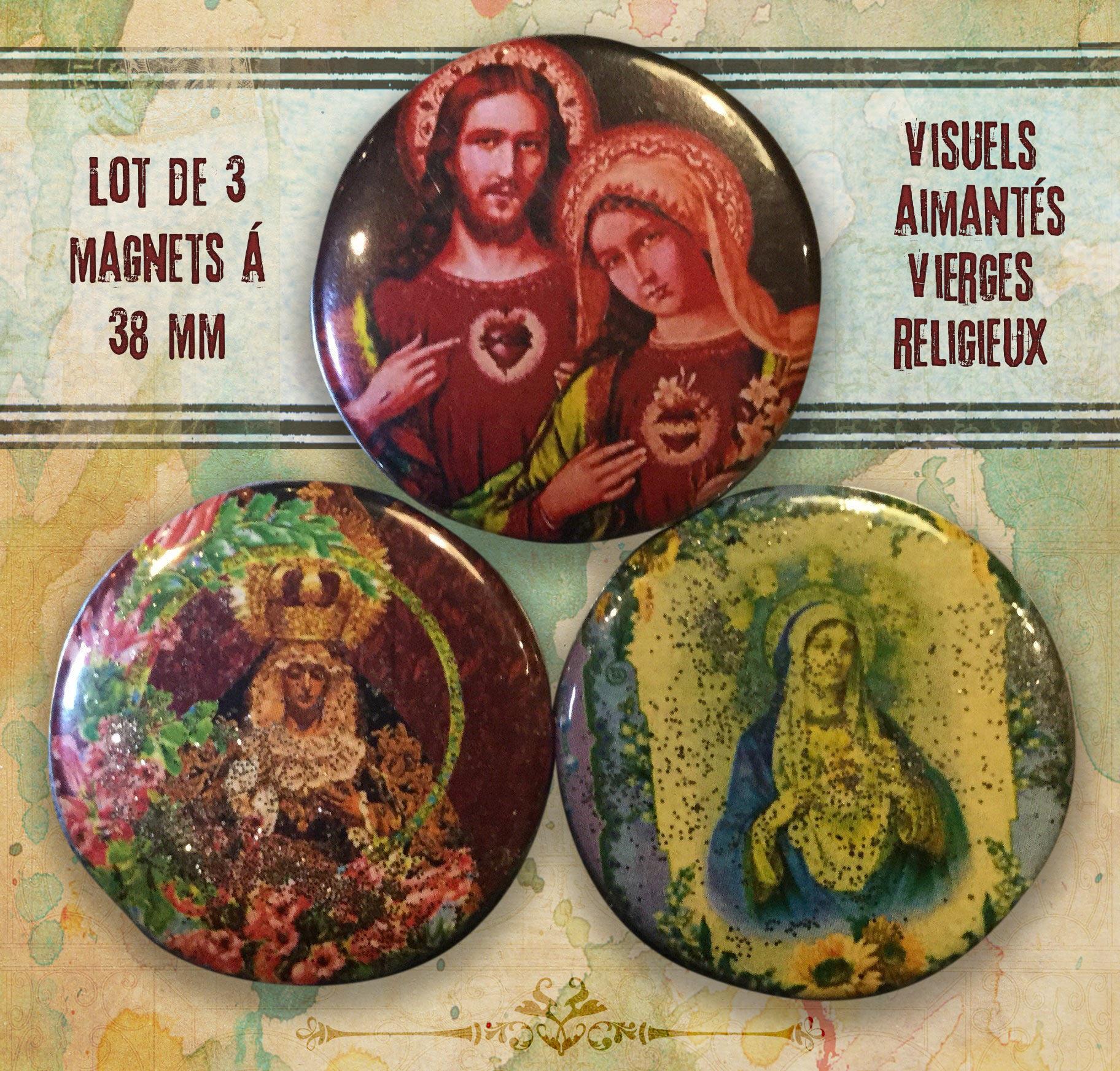 magnet religieux