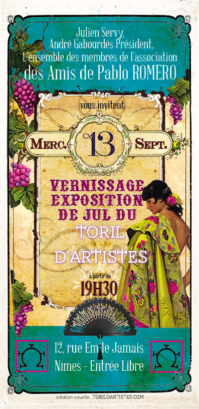 vernissage - toril-artistes-pablo