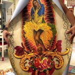 poster vierge guadalupe