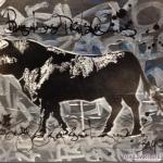 Toro 2, 40x32 cm, Prix : 200€