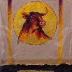 Toro Bravo 19x27 cm, Prix 90€