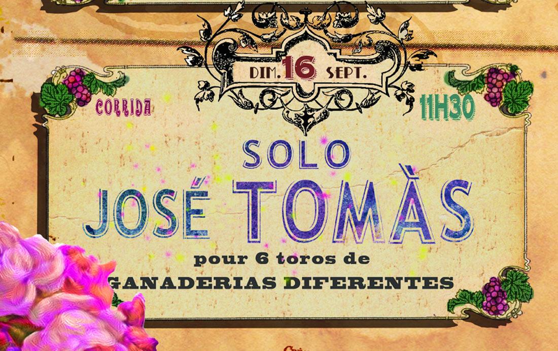 affiche-60-vendanges-nimes-tomas-2012-cartel